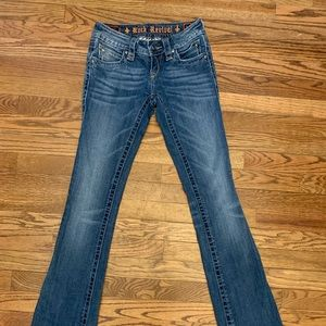 Rock Revival Woman's Jeans 24x32